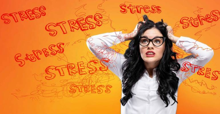 Is too much stress slowly killing us?